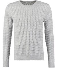 J.LINDEBERG LINUS Pullover light grey melange