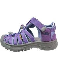 Keen WHISPER Sandales de randonnée purple heart/periwinkle