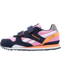 Reebok Classic GL 3000 Baskets basses icono pink/navy/electric peach/reflective silver