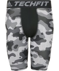 adidas Performance TECH FIT Shorty solid grey/visible grey