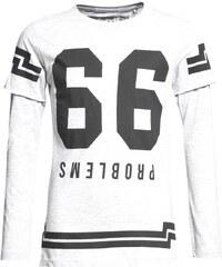 RG 512 Tshirt à manches longues light gray melange