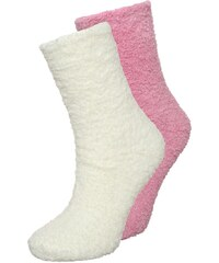 camano CUDDLE 2 PACK Chaussettes offwhite
