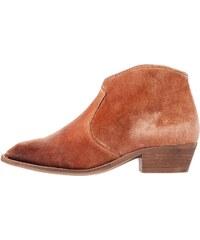 Pavement DICTE Boots à talons tan