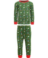 Little Green Radicals Pyjama woodland