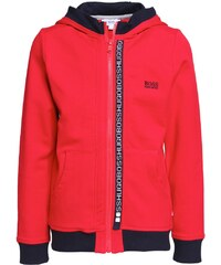 BOSS Kidswear Sweat zippé pop red