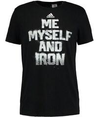 adidas Performance Tshirt de sport black