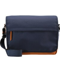 YOUR TURN Sac bandoulière blue/cognac