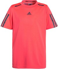 adidas Performance BARRICADE Tshirt imprimé flash red/tech ink