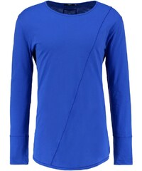 Tigha CRUZ Tshirt à manches longues blue