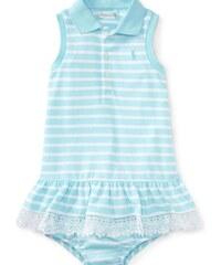 Ralph Lauren oblečení pro miminko Striped Polo