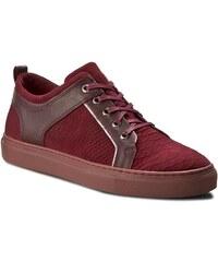 Sneakers NIK - 03-0666-003 Dunkelrot