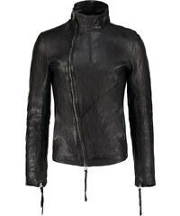 Tigha IVER Veste en cuir black