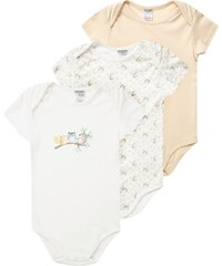 Jacky Baby 3 PACK Body offwhite