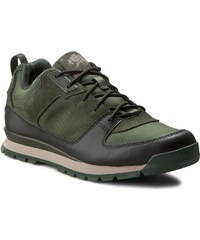 Polobotky THE NORTH FACE - Back To Berkeley Mtnsnkr T92T57NSV Scarab Green/Rosin Green