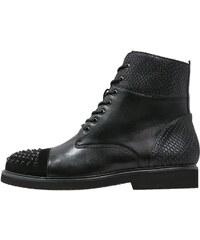 Karston JIGANZ Bottines à lacets noir