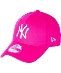 New Era Casquette yankees pink/optic white