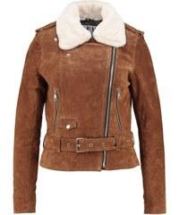 Jofama MARIT Veste en cuir brown