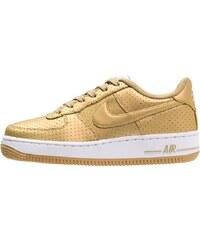 Nike Sportswear AIR FORCE 1 LV8 Baskets basses metallic gold/summit white