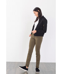 Esprit Kalhoty chino z bavlněného streče