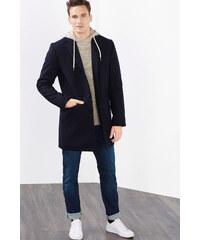 Esprit Pletená mikina s kapucí, bavlna