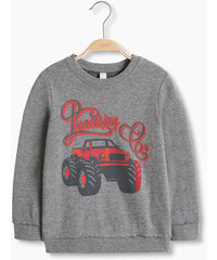 Esprit Sweat-shirt monster truck coton mélangé