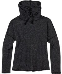 Burton Bloom Knit Top true black heather