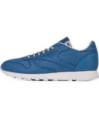 Sneakers - tenisky Reebok Classic Leather Eco BOTANICAL BLUE/CHALK