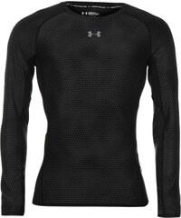 Termo tričko Under Armour Heat Gear Armour pán. černá