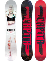 Capita Defenders of the Awesome 154 snowboard random