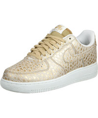 Nike Air Force 1 07 Lv8 Schuhe gold/white
