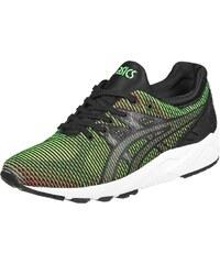Asics Gel Kayano Trainer Evo chaussures noir rouge vert