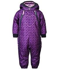 Racoon Baby-Mädchen Sally Mixed Dot Schneeanzug (9.000 Wassersäule)