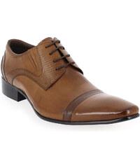 Chaussures à lacets Homme Kdopa en Cuir Camel