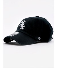 47 Brand Chicago White Sox MLB Clean Up Black