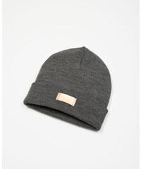 Pimkie Mütze mit kupferfarbenem Patch