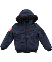 Lesara Kinder-Jacke mit Brust-Pattentaschen - 92
