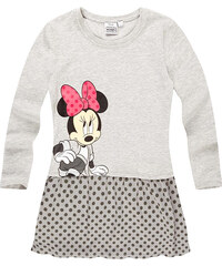 Lesara Kinder-Kleid im Lagen-Look Minnie Maus - 116