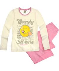 Lesara Kinder-Pyjama Smiley - 140