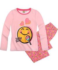 Lesara Kinder-Pyjama Smiley World - 116