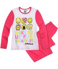 Lesara Kinder-Pyjama im Smiley-Design - 116