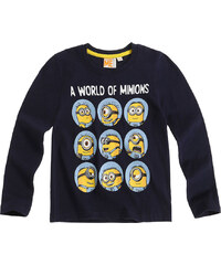 Lesara Kinder-Langarmshirt A World Of Minions - 116