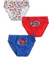 Lesara 3er-Set Kinder-Panty Spiderman - 104
