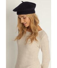 Orsay Baskenmütze aus 100% Wolle