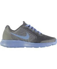 Nike Adifast Synthetic Girls Running Shoes Black/LtBlue