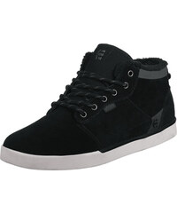Etnies Jefferson Mid Schuhe black/dark grey