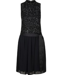 S.Oliver BLACK LABEL Cocktailkleid mit Pailletten