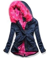 Parka Jeans/pink M681