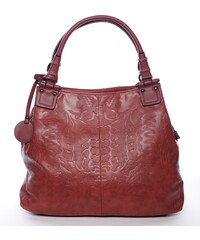 Trendy kabelka přes rameno Emilee, červená