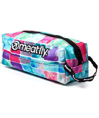 Meatfly Pouzdro Charlie Case C - Watercheck Pink