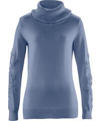 bpc selection Pull bleu femme - bonprix